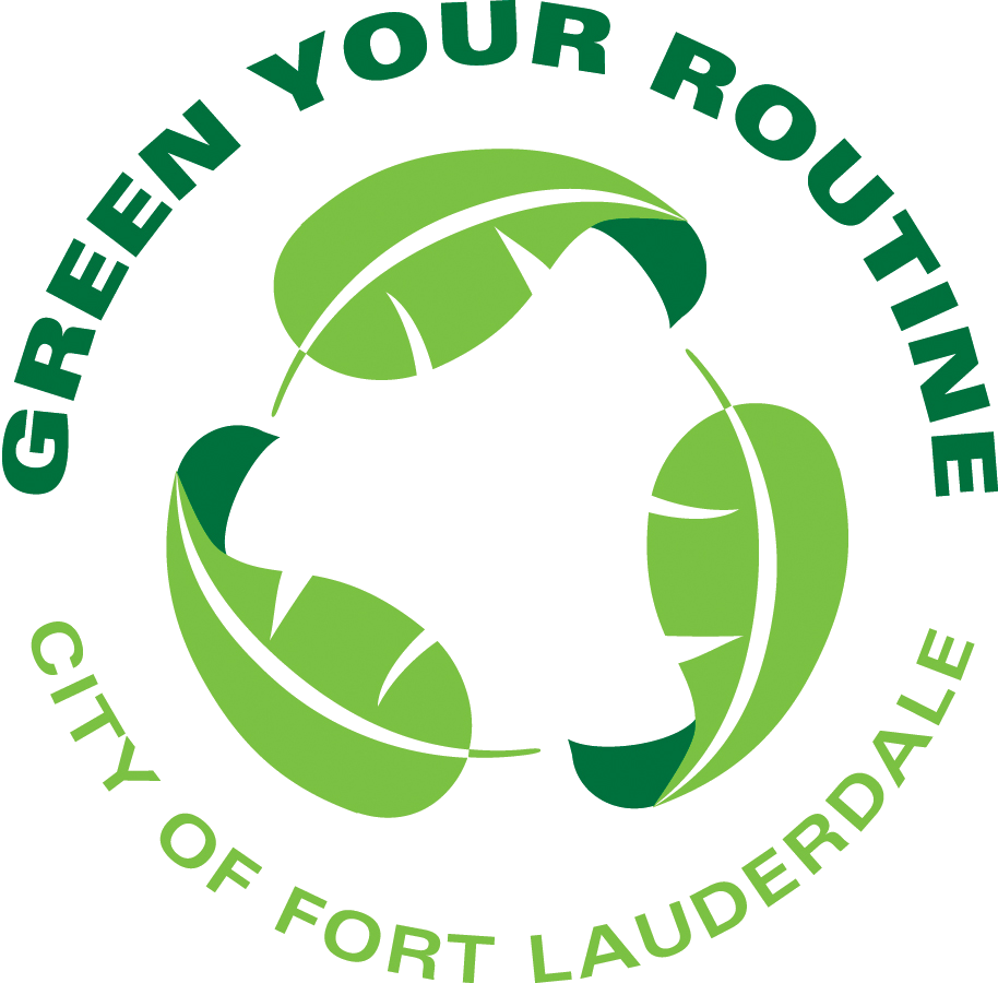 FTL Green Your Routine logo