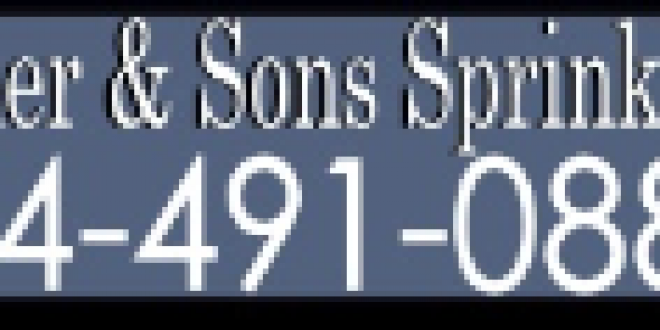 Father & Sons Sprinklers