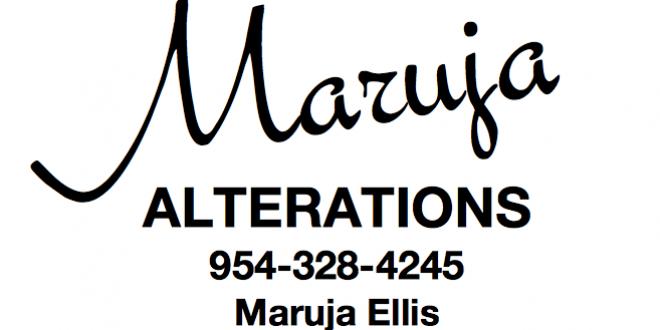 Maruja Alterations
