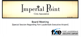 Board Meeting [Special Session Regarding Fort Lauderdale Executive Airport]