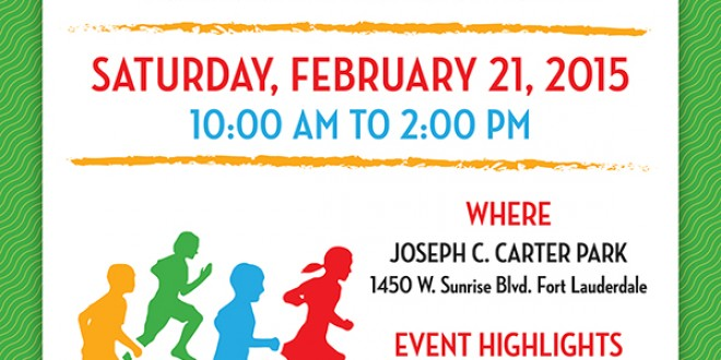 City of fort Lauderdale Fitness Day
