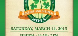 Please join us during the 2015 Fort Lauderdale St. Patrick's Parade and Festival