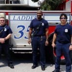 FLFD Volunteers for IPCD