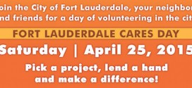 Join us April 25th on our next neighborhood beautification project