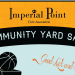 Imperial Point Community Garage Sales are happening THIS SATURDAY, November 7th!