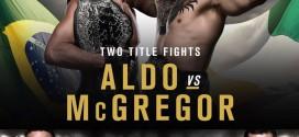 UFC Watch Party. Championship MMA Fights, UFC 194 Aldo vs McGregor