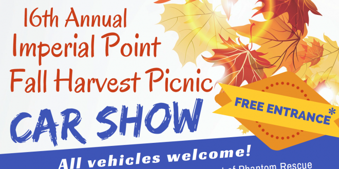 2016 Fall Harvest Car Show