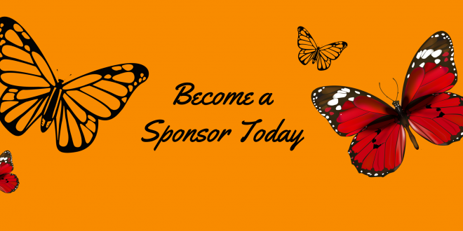 Become a Sponsor Today
