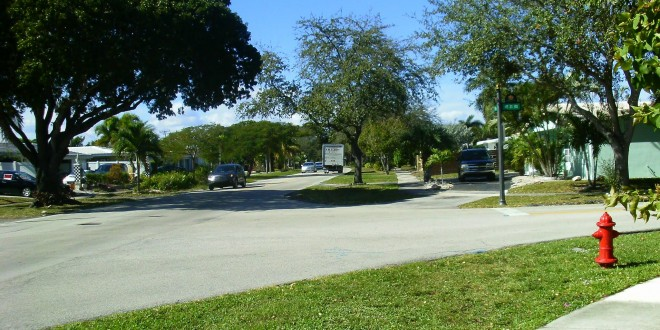 NE 62nd Street and NE 21st Road intersection