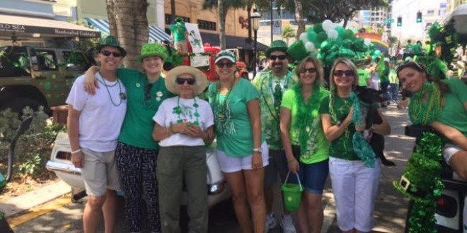 2017 Fort Lauderdale's St. Patrick's Parade and Festival