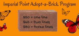 Adopt-a-Brick Program Order Form