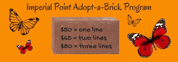 Adopt-a-Brick Program Order Form