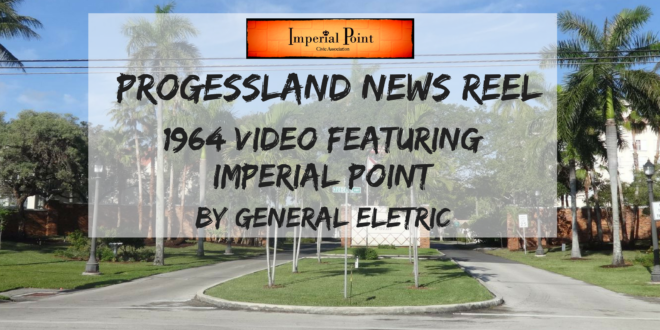 Progressland News Reel by General Eletric