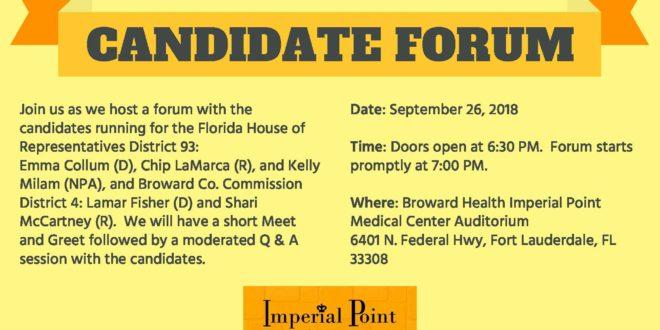 2018-Candidate Forum-Rev