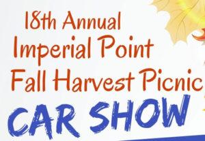 2018 Fall Harvest Flyer - Car Show