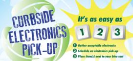 Curbside Electronics Pick-Up