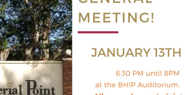 2020 Annual General Meeting!