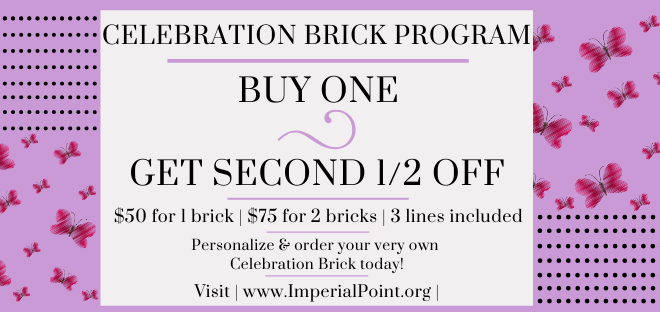 CELEBRATION BRICK PROGRAM (2)