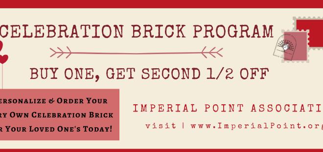 CELEBRATION BRICK PROGRAM (1)
