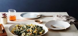 Pasta With Broccoli Rabe & White Bean–Anchovy Sauce
