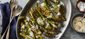 Asparagus With Lemon-Pepper Marinade