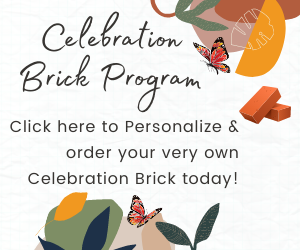 Celebration Brick Program Flyer 2020