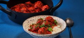 Vegetarian Kofta Curry